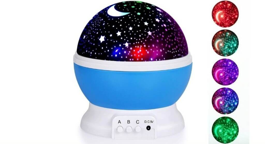 ATOPDREAM Amusing Moon Star Projector Review
