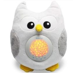 Baby Soother Toys Owl