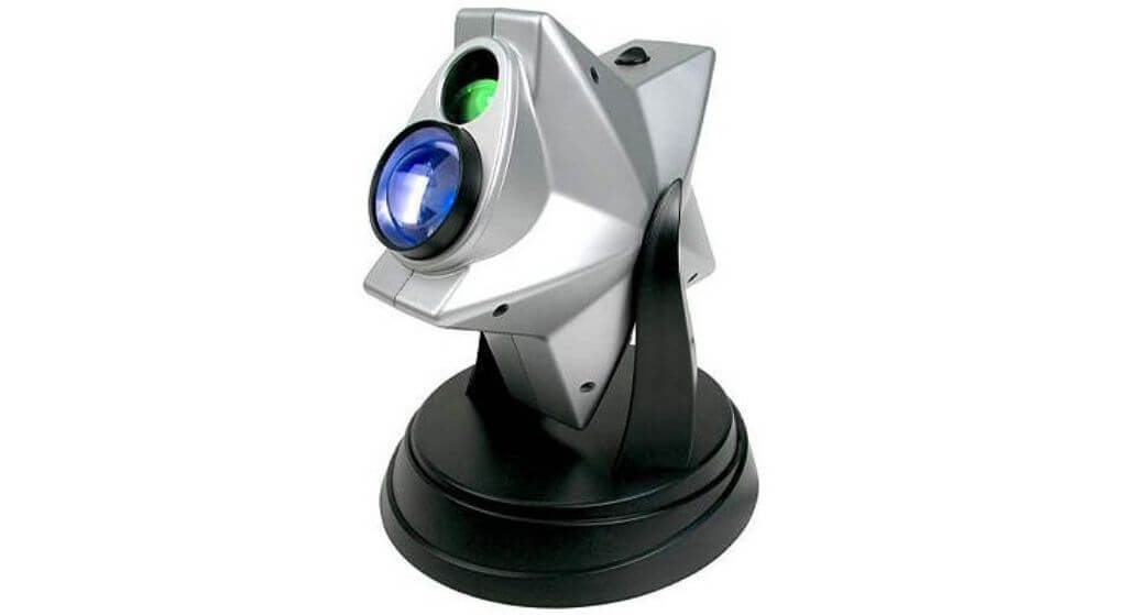 Laser Star Hologram ceiling Projector review