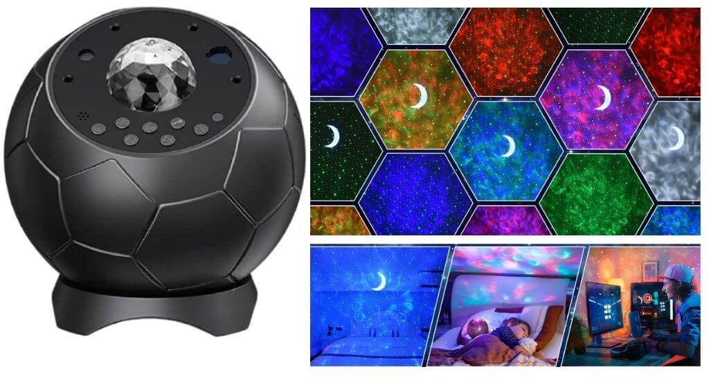 Lupantte-JG002 Laser Star Projector Review