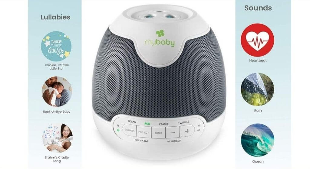 MyBaby, Sound Spa Lullaby Review
