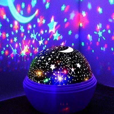 Projection Power baby star projector