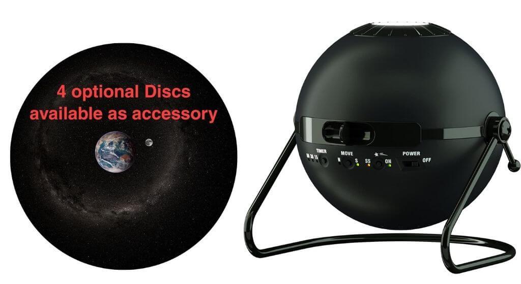 Sega Homestar Original Black – Home Planetarium Starlight Projector Review