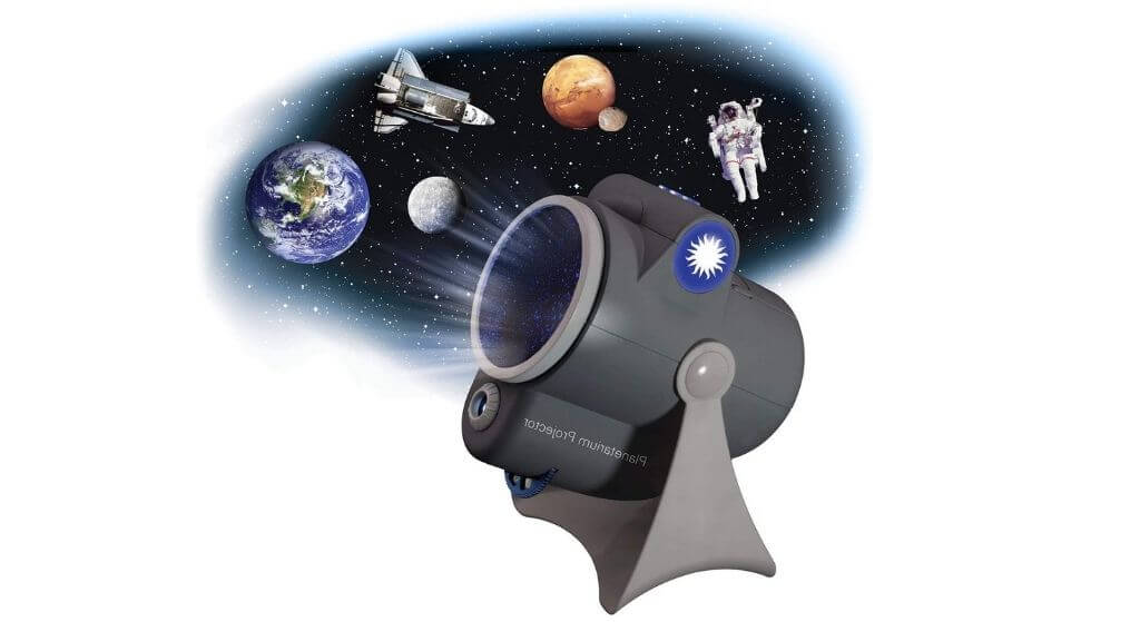 Smithsonian Optics Room Planetarium and Dual ceiling Projector Science Kit review