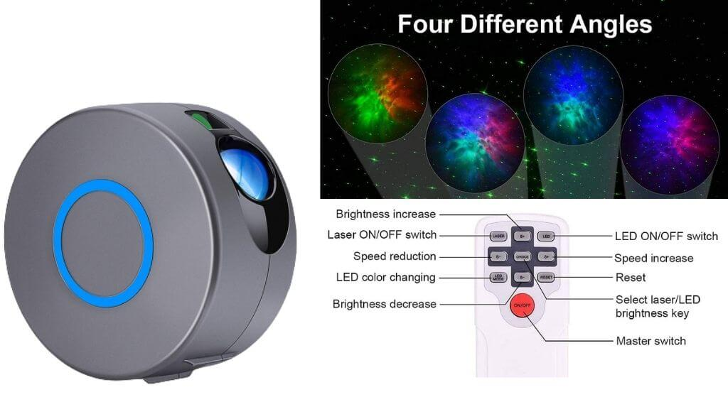 TYY Star Projector, Galaxy Projector Review