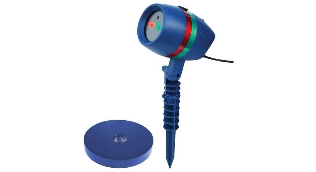 Telebrands-Motion Laser Lights Star Projector Review