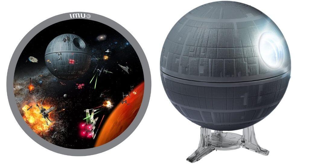 Uncle Milton Death Star Planetarium Pro review