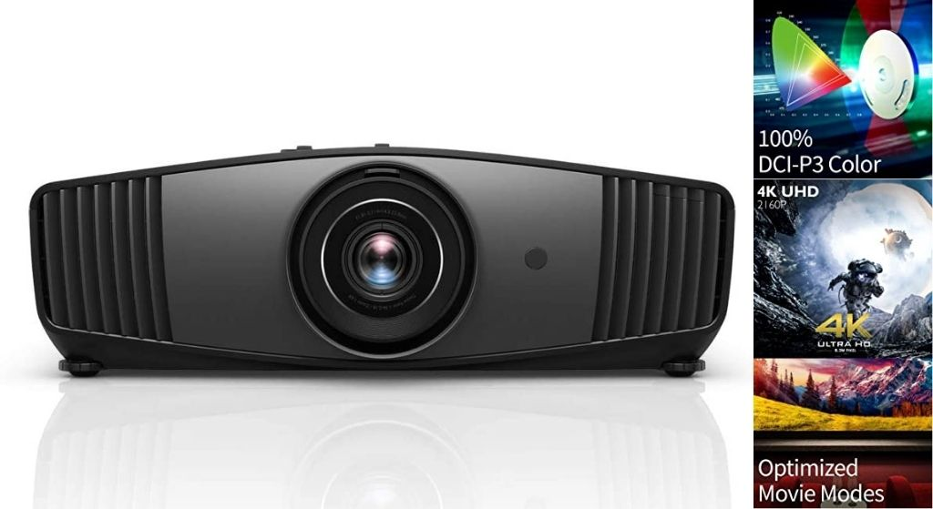BenQ HT5550 True 4K UHD Home Theater Projector Review