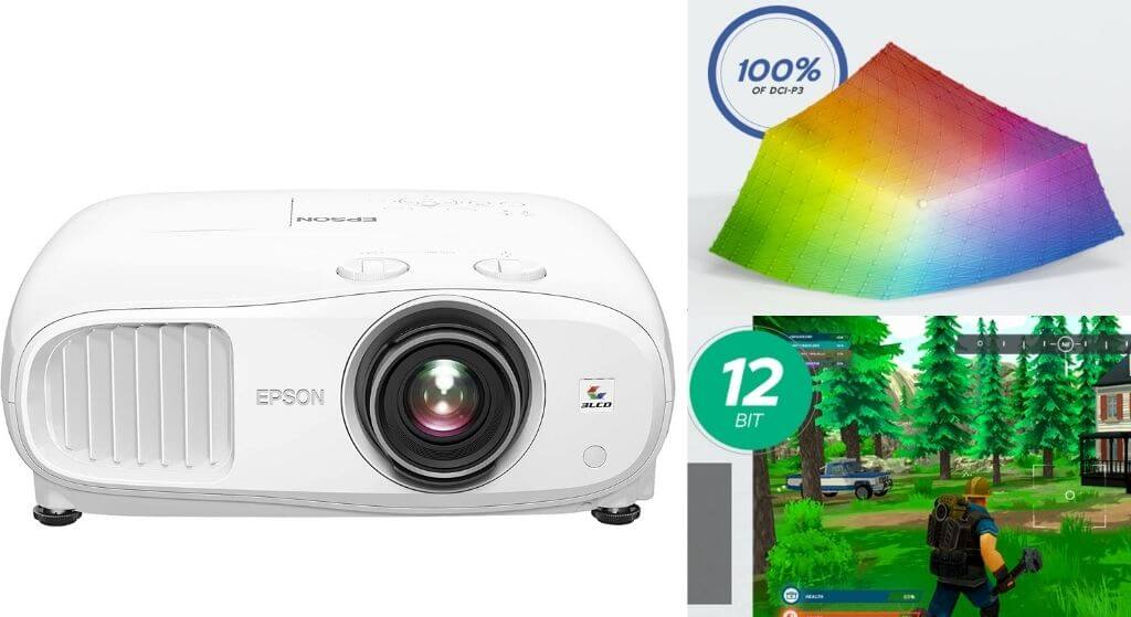 Epson Home Cinema 3800 4K PRO-UHD 3-Chip Home theater Projector review