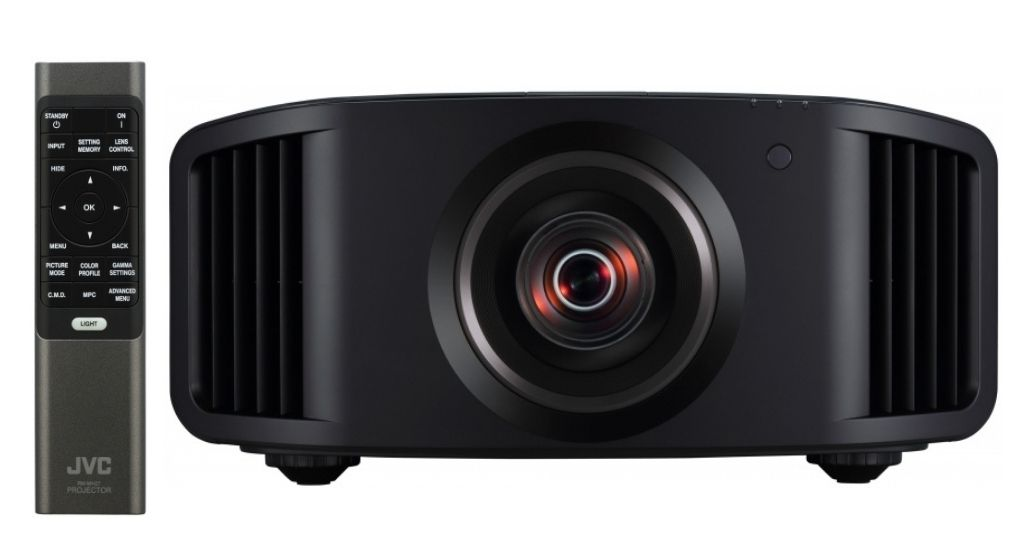 JVC DLA-NX5 4K D-ILA Home Theater Projector Review
