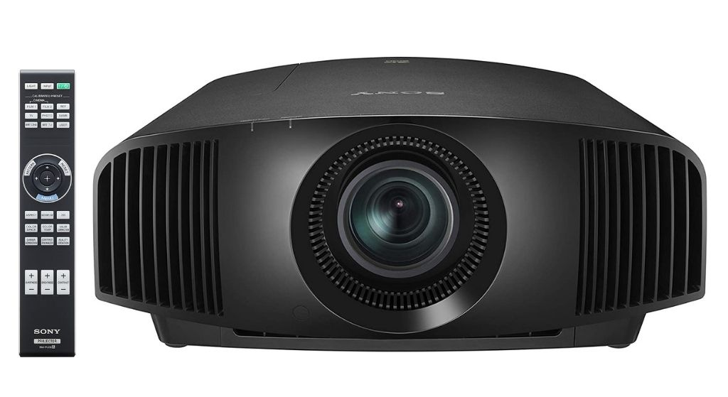 Sony VPL VW295ES_VW270ES Home Theater Projector Review