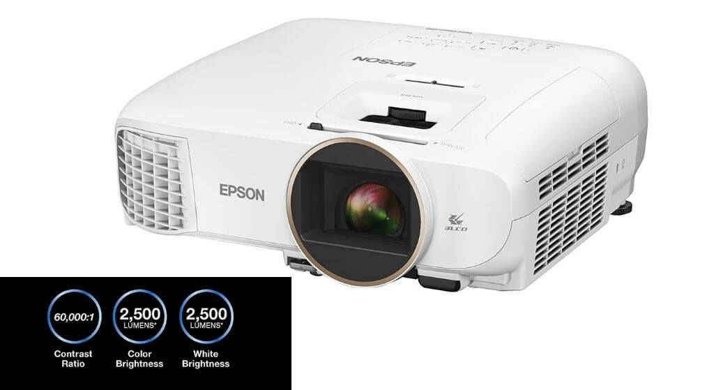 Epson Home Cinema 2150, Wireless, Full HD, 1080p Projector review