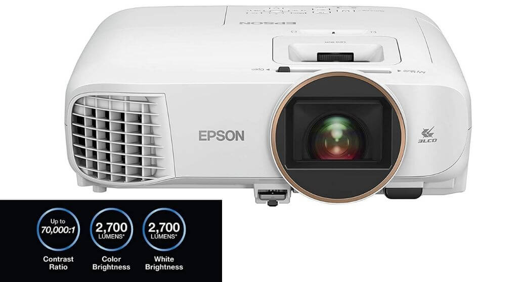 Epson Home Cinema 2250 3LCD Full HD 1080p Projector review
