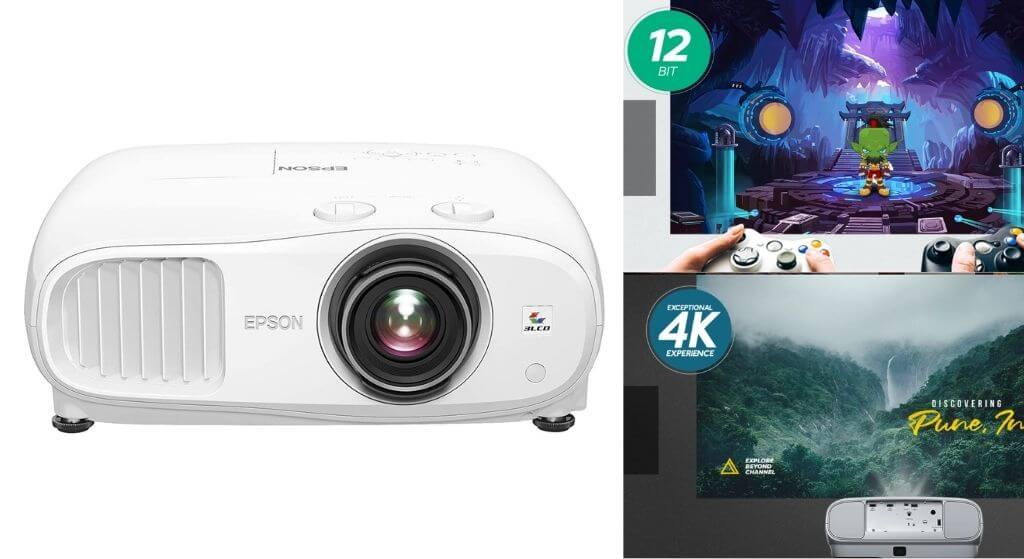 Epson Home Cinema 3200 4K PRO-UHD Projector Review