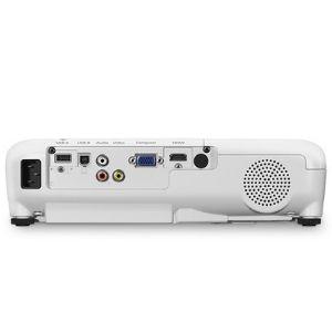 Epson VS355 WXGA connections