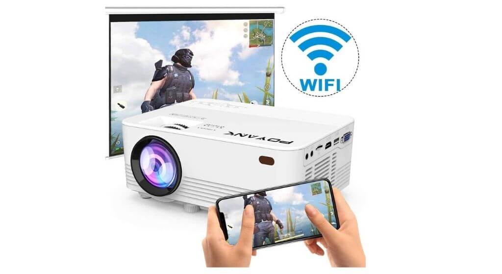 POYANK Mini Home Theater Projector Review