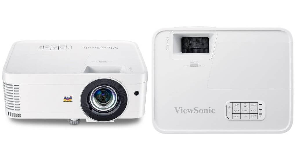 ViewSonic PX706HD-1080p Short Throw Projector