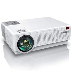 YABER Mini Home Theater Projector