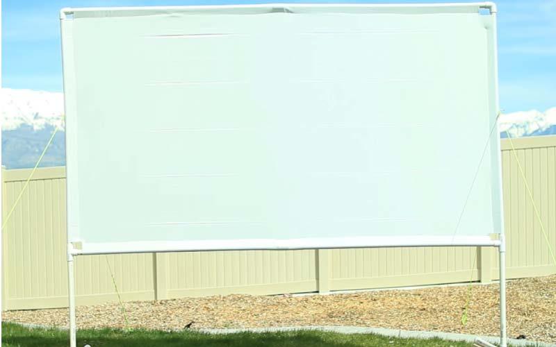 type of projector screens - DIY Projector Screen