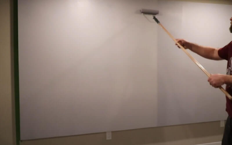 Projector-screen-paint
