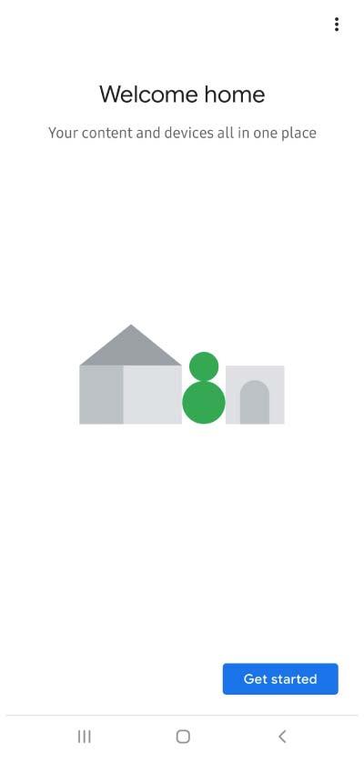 Google-Home-interface