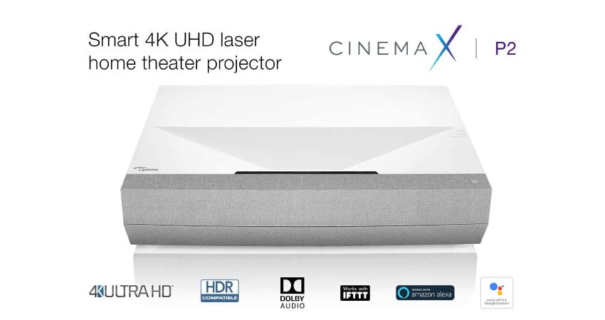 Optoma-CinemaX-P2-review