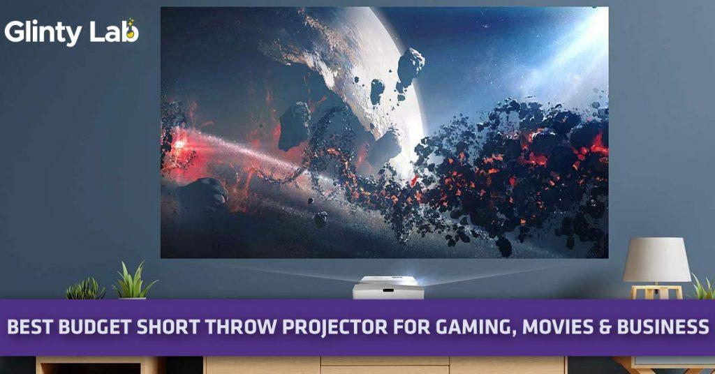 best budget short throw projector