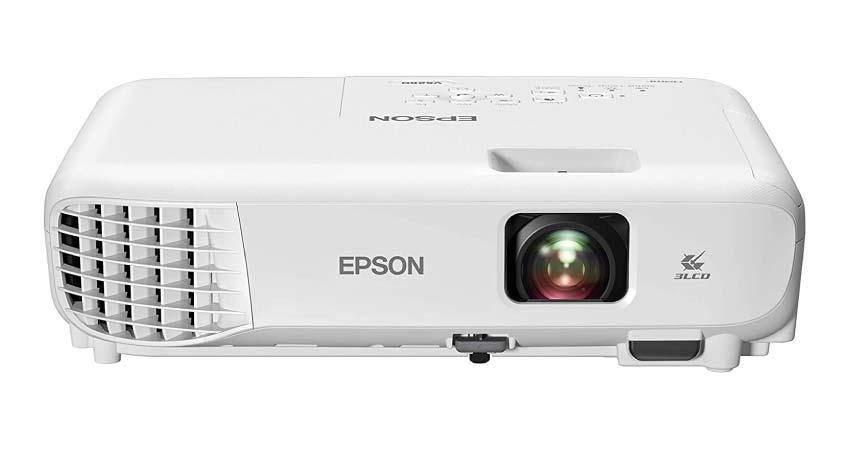 Epson-VS260-3-Chip-3LCD-XGA-Projector